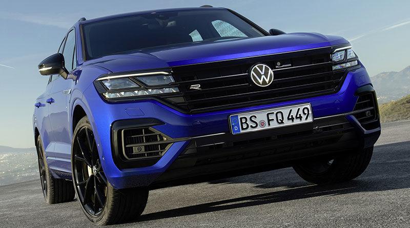 Volkswagen Touareg R: Nuovo ibrido plug-in con 462 CV 1