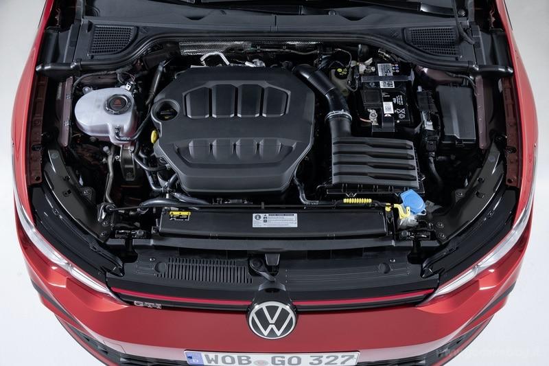 Volkswagen Golf 8 GTI – GTE – GTD - CARATTERISTICHE TECNICHE 1