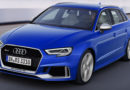 Audi RS3 Sportback 25 yearRS – l'Audi RS 3 più Esclusiva