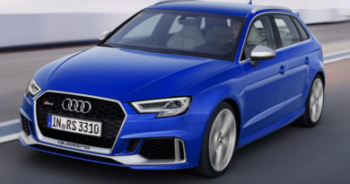 Audi RS3 Sportback 25 yearRS – l'Audi RS 3 più Esclusiva