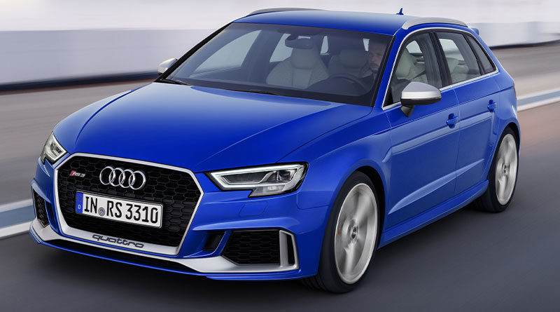 AUDI RS3 SPORTBACK