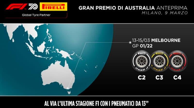 Formula 1 GP Australia 2020