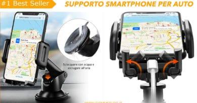 Miglior Supporto Smartphone Auto