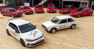 Volkswagen Golf GTI: in Dettaglio dalla Golf 1 alla Golf 8