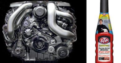 STP Pulitore Motori Benzina Start-Stop