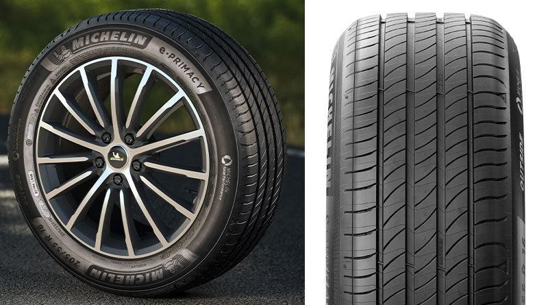 Michelin e.PRIMACY: Nuovo pneumatico fatto per durare 4