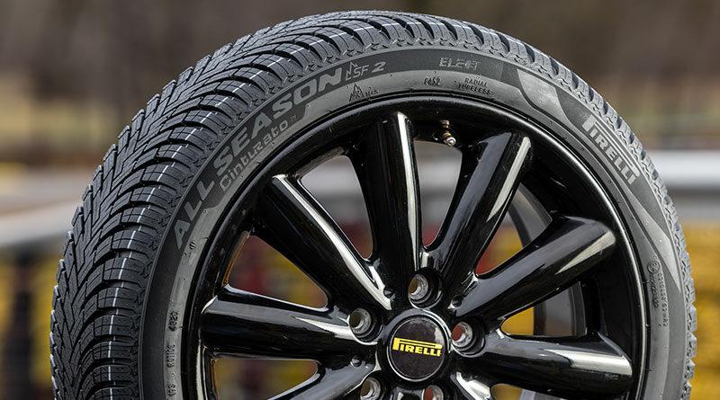 Pirelli Cinturato All Season SF2: Nuovo Pneumatico Quattro Stagioni 1