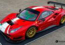 Pirelli P ZERO DHE per Ferrari 488 GT Modificata