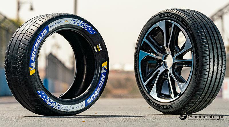 Michelin e.PRIMACY e Pilot Sport EV: La nuova era Michelin è iniziata 1
