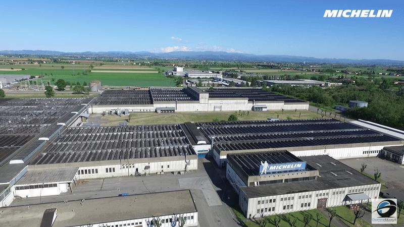 Michelin celebra i 50 anni dello stabilimento di Alessandria 1