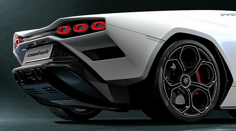 Pirelli e Lamborghini Countach: 50 Anni Insieme 2