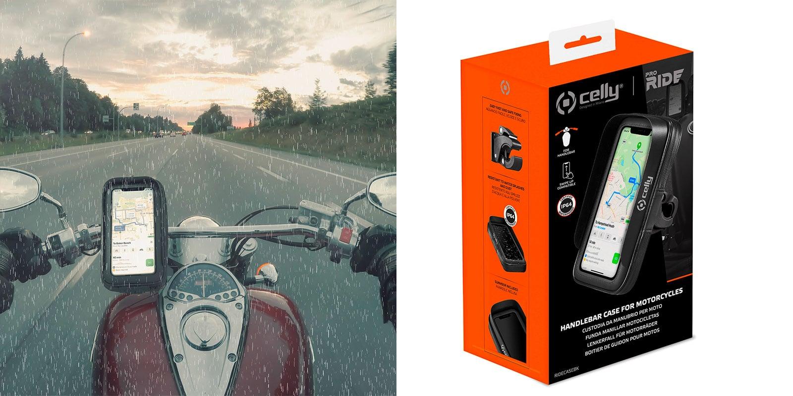 Accessori Smartphone per Moto: le novità ProRide di Celly 1