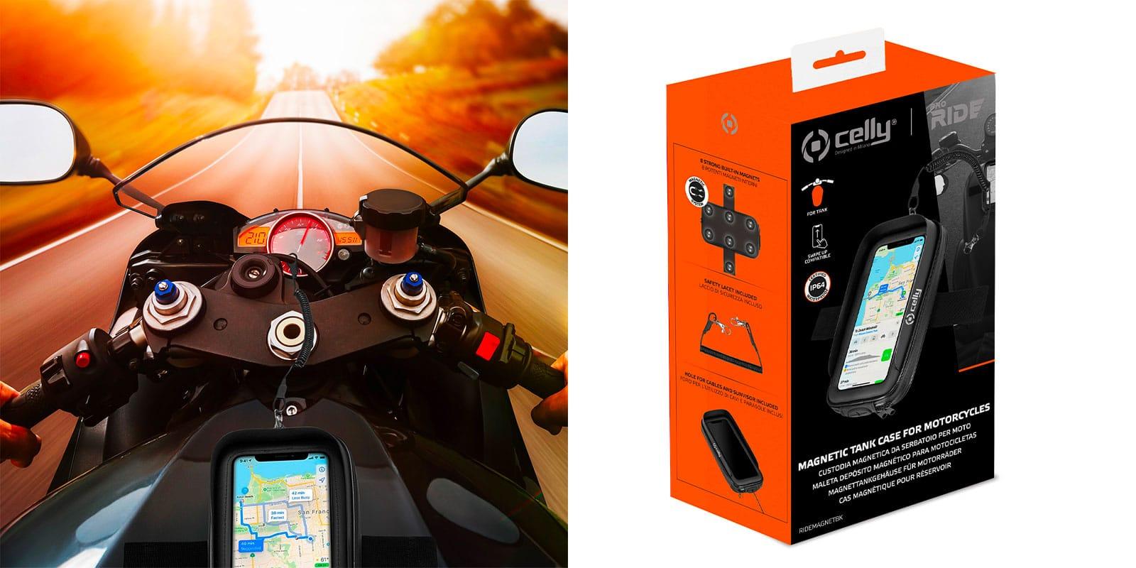 Accessori Smartphone per Moto: le novità ProRide di Celly 2