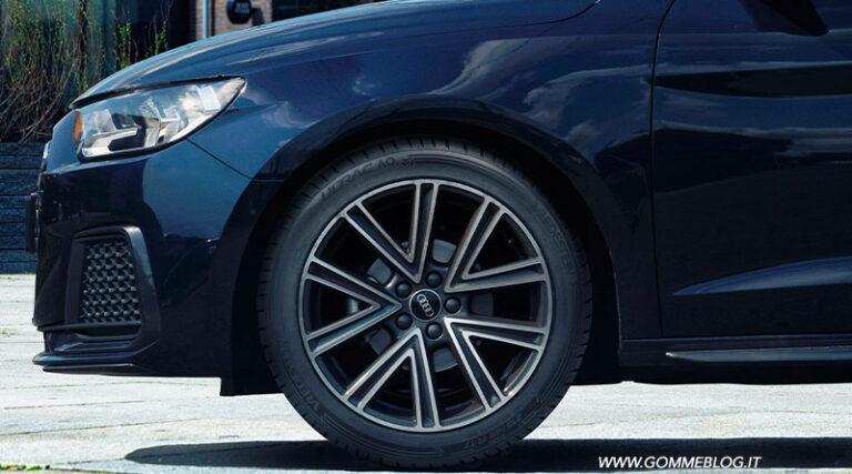 Pneumatici Estivi Vredestein: 1° equipaggiamento per Audi A1 Sportback 1