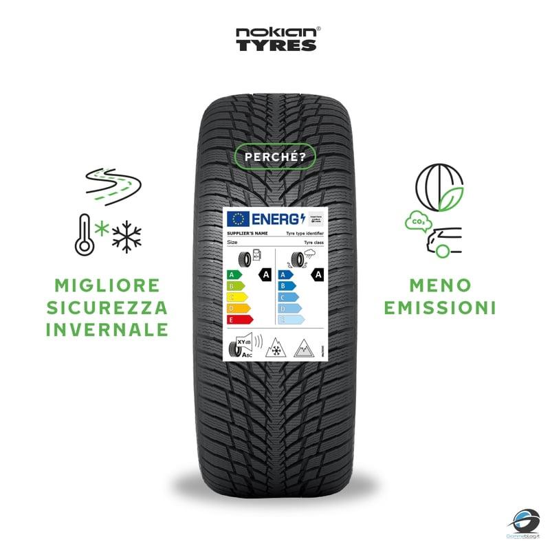 Nuove etichette pneumatici: utili, specialmente per gli acquisti online 1