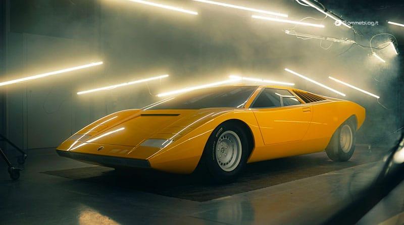 Pirelli Cinturato CN12 Lamborghini Countac LP 500