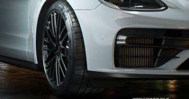 Hankook: Pneumatici di 1° equipaggiamento per Porsche Panamera 2